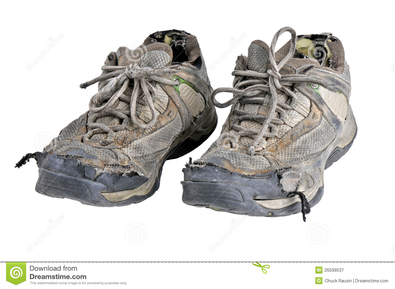 Old Sneakers Royalty Free Stock Photography - Image: 26599537