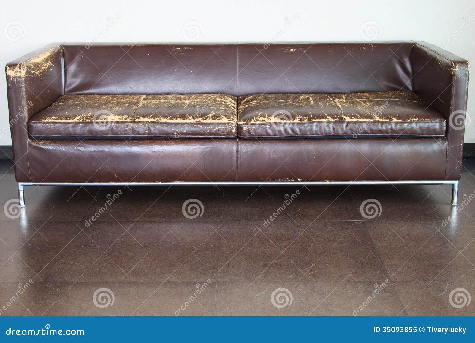 Old Sofa Old Sofa Royalty Free Stock Photo Image 35093855