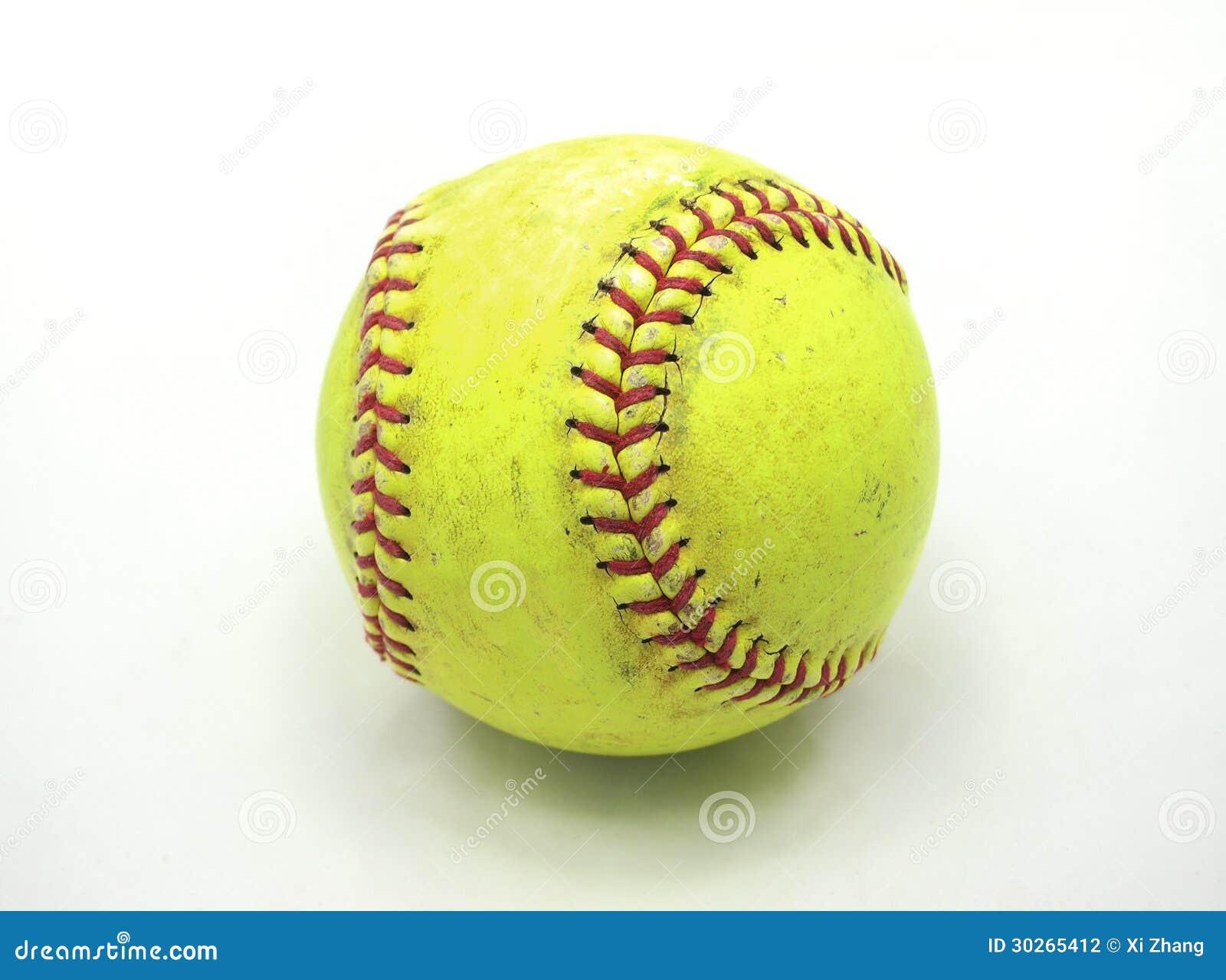 Old Softball Stock Photography - Image: 30265412
