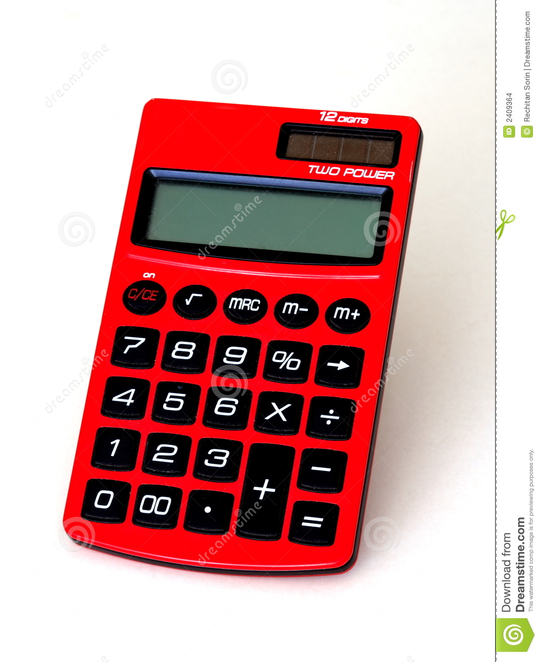Casio FX-82 Solar Calculator from Conrad.com