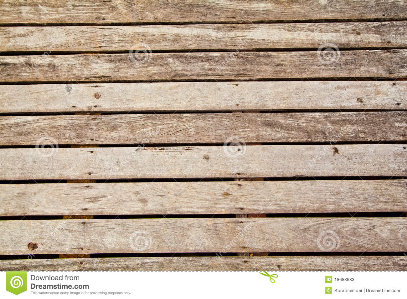Solid Wood Wall Paneling : Old solid wood panel stock image of fasten wall