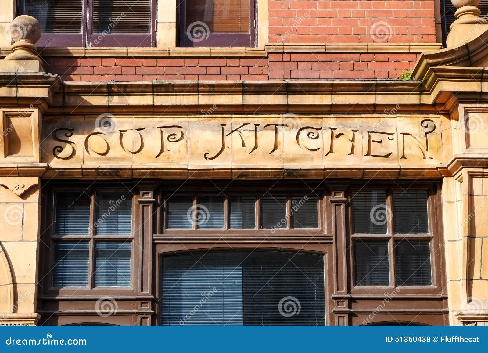 Soup Kitchen East London
