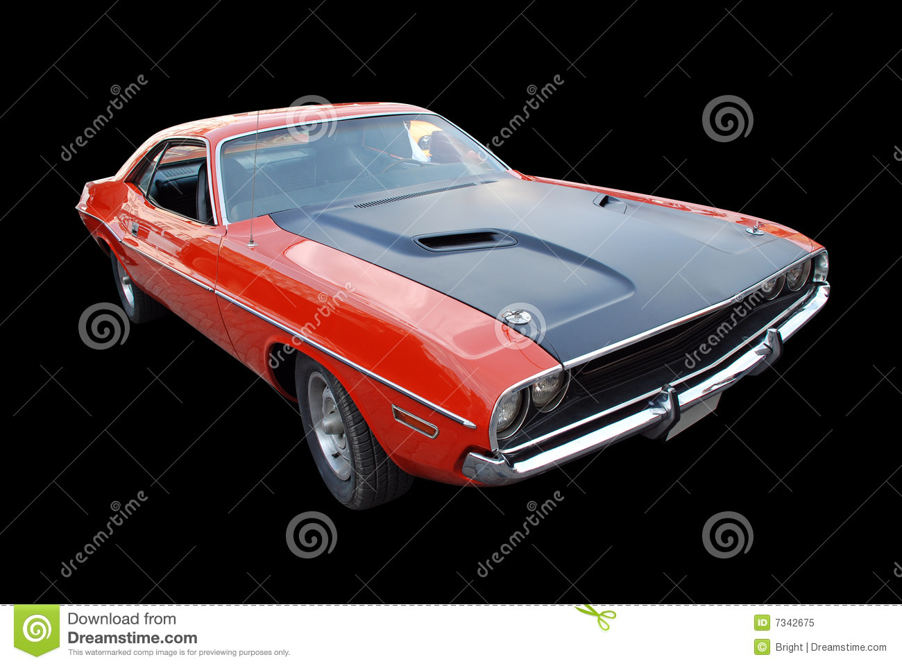Old Sports Car stock image. Image of auto, metal, stylish - 7342675