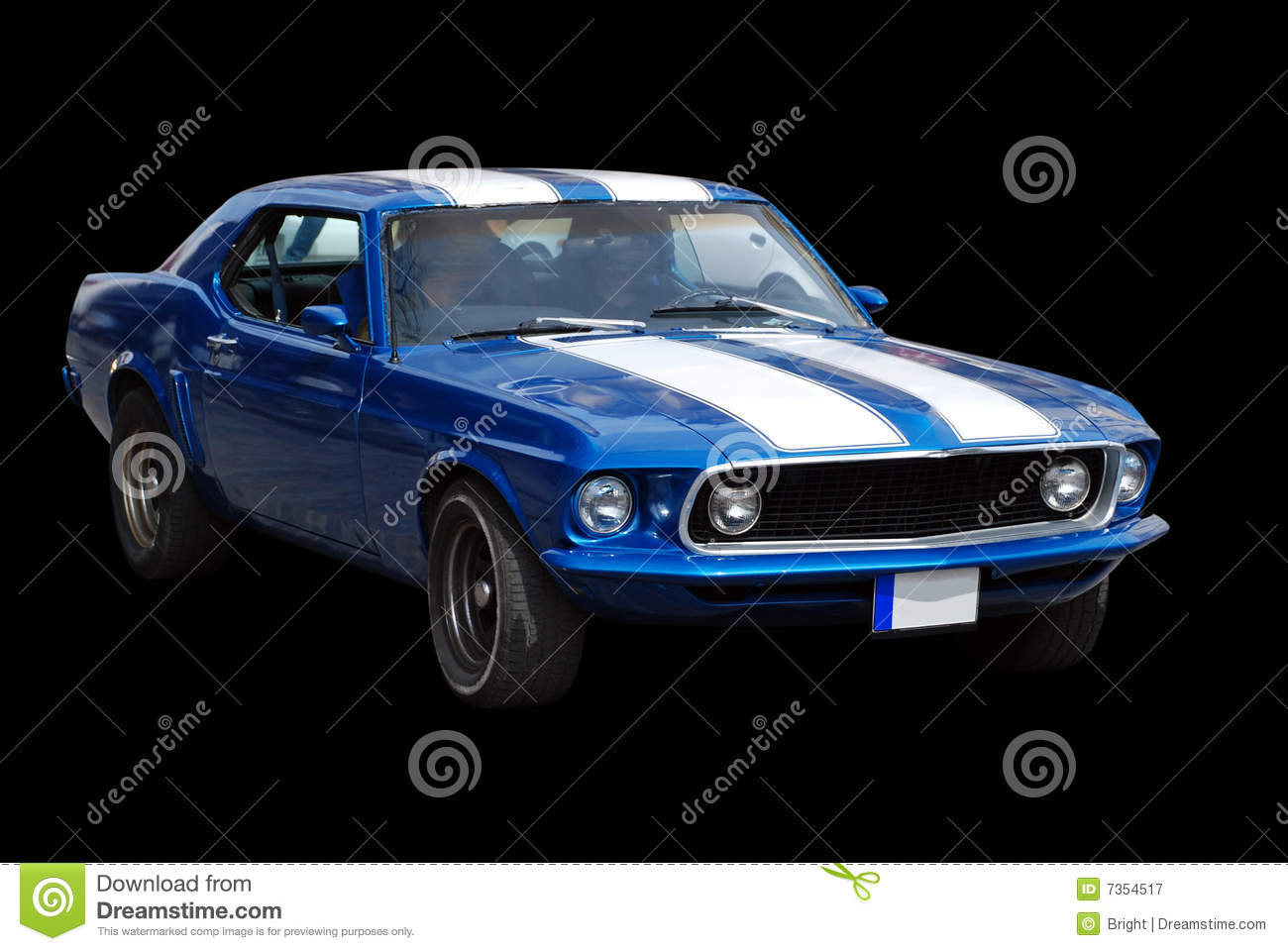 Old Sports Car stock image. Image of dream, horsepower - 7354517