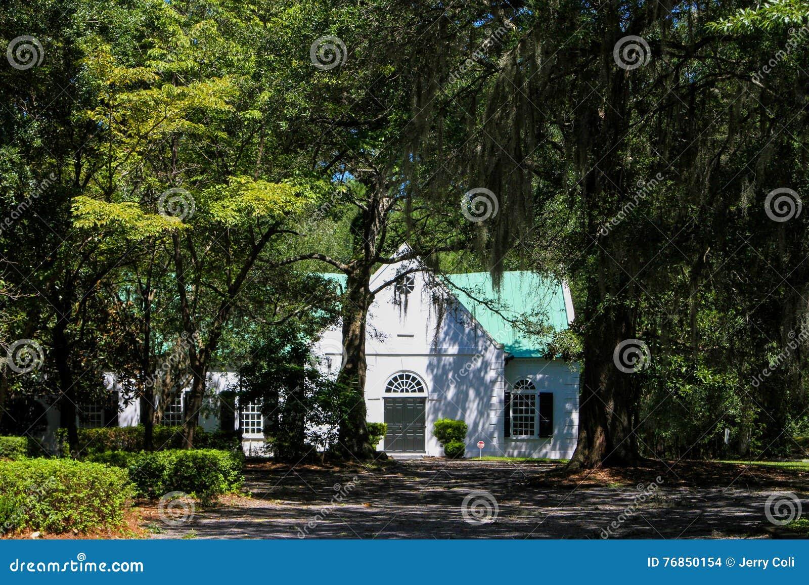 Old St. Andrew s Parish Church, Charleston, SC.