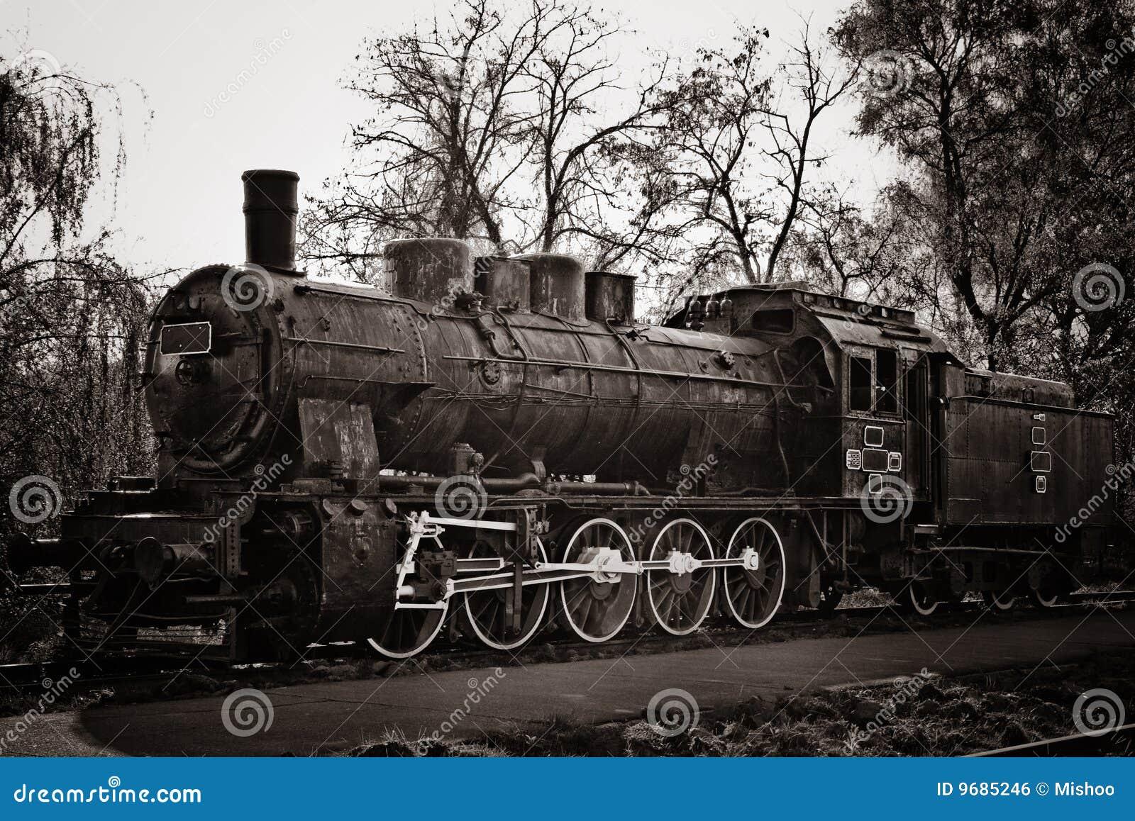 Vintage Steam Engine 79