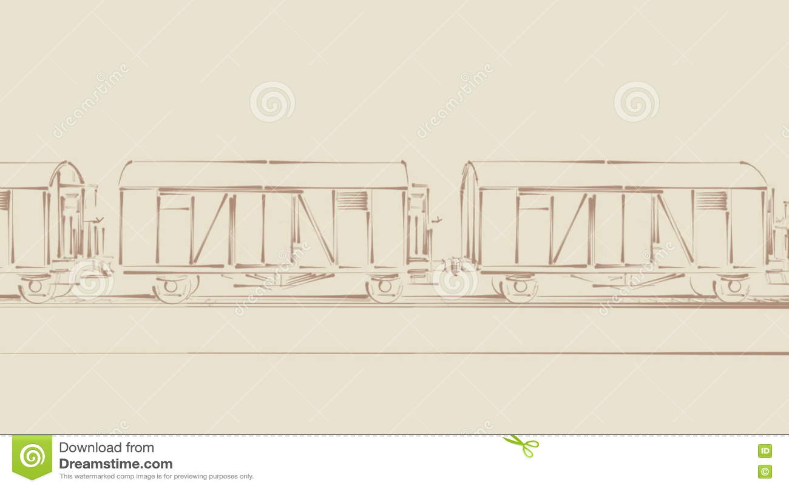 old steam train cartoon 2d animation stock video video 72544219