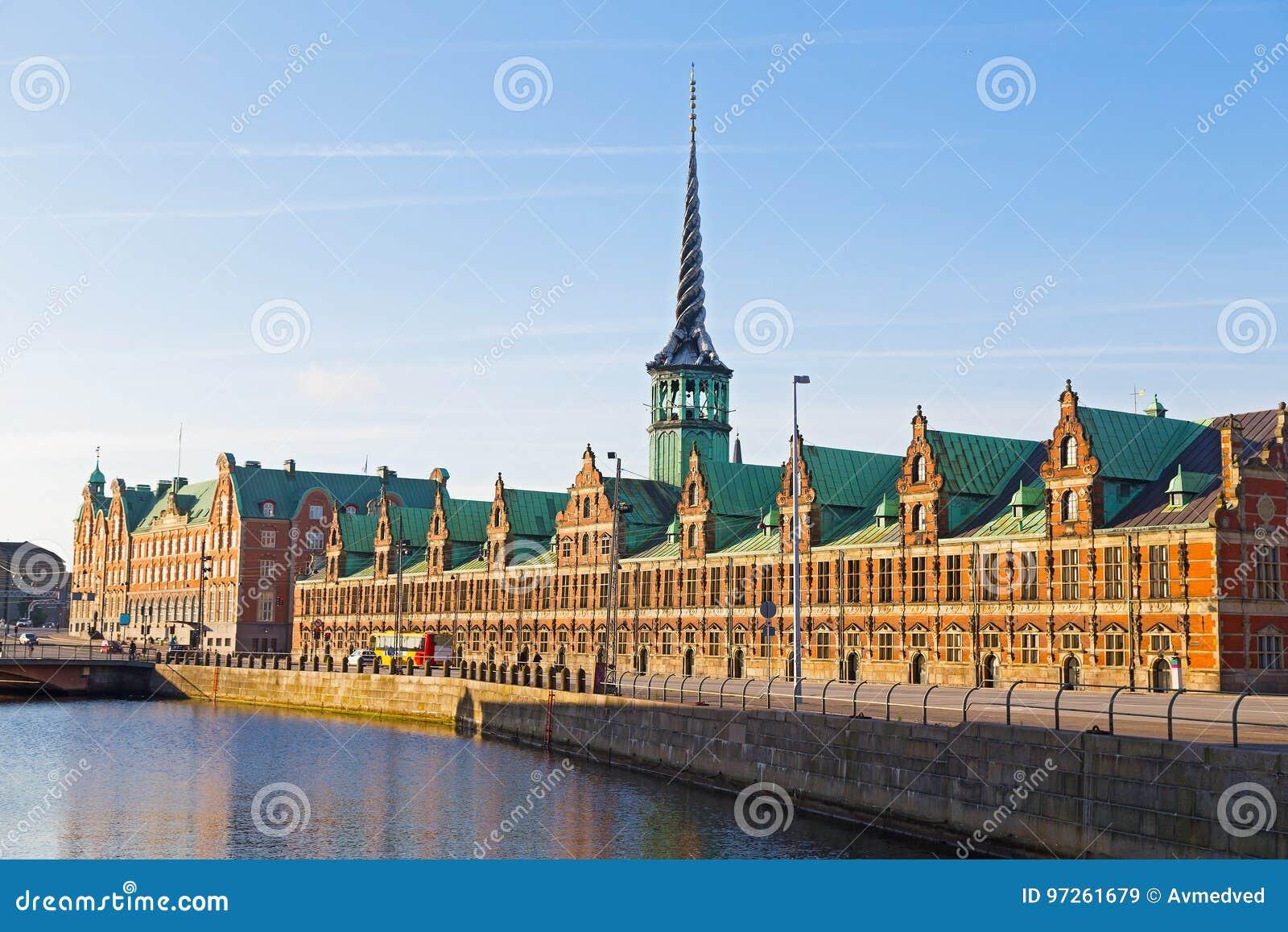 Denmark Stock Exchange