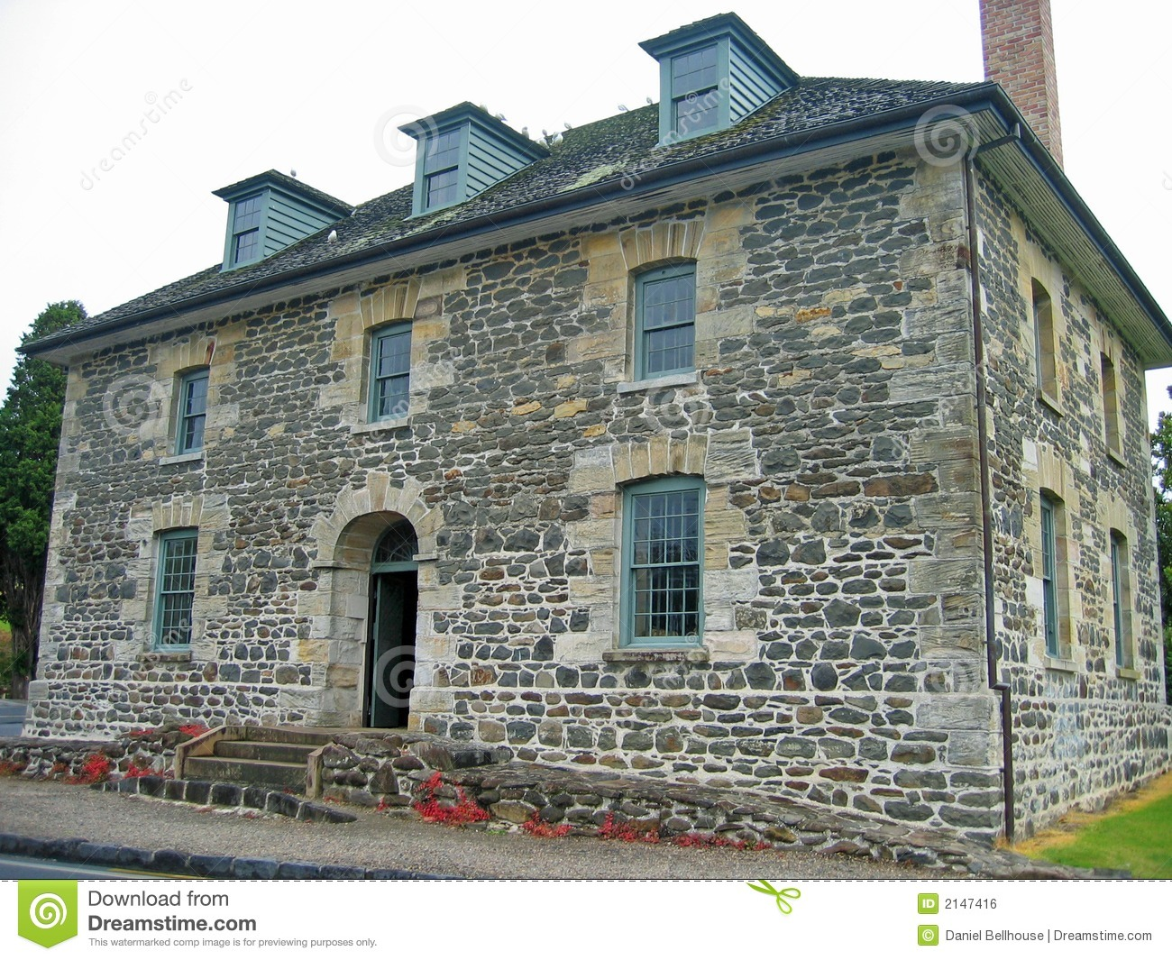 Old Stone Building Royalty Free Stock Image Image 2147416