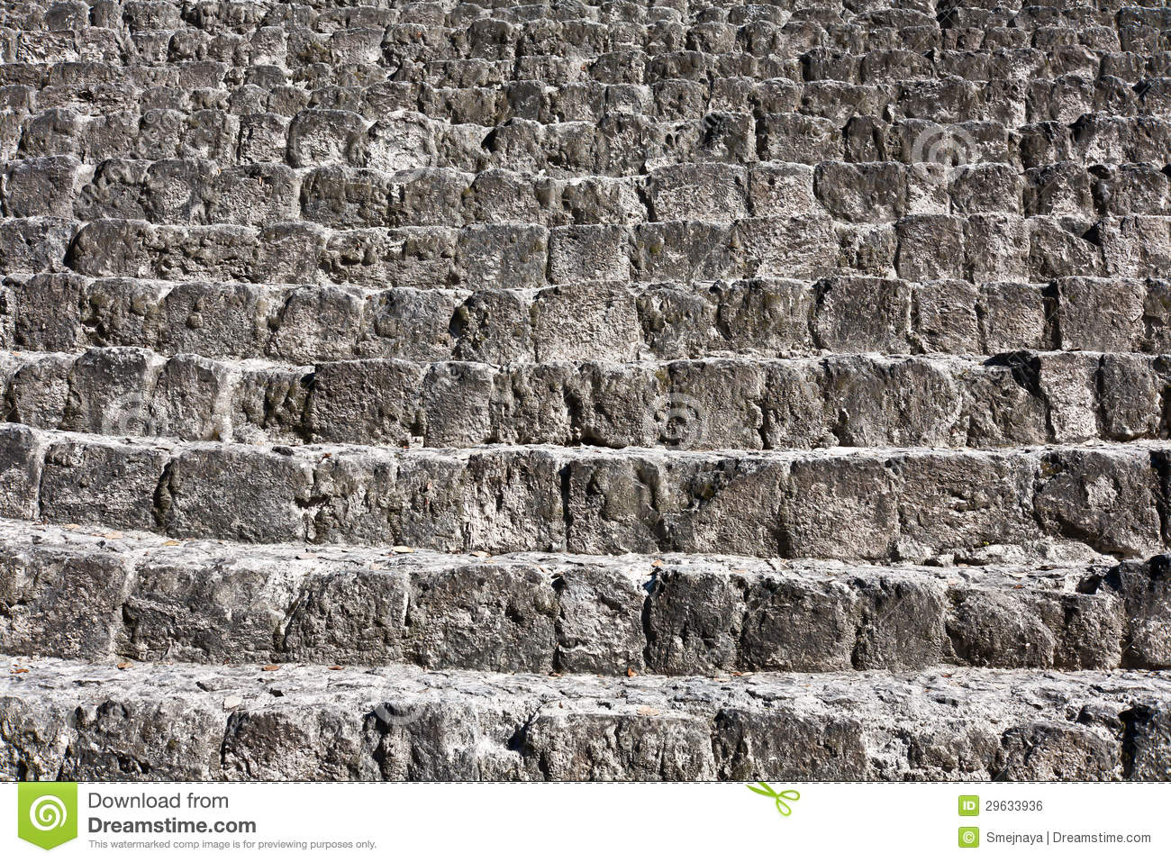 Old Stone Stairs Texture Royalty Free Stock Image - Image: 29633936
