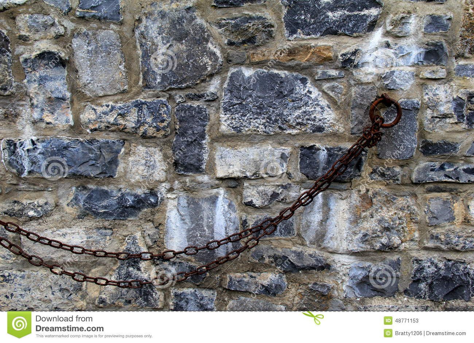 stone wall hooks