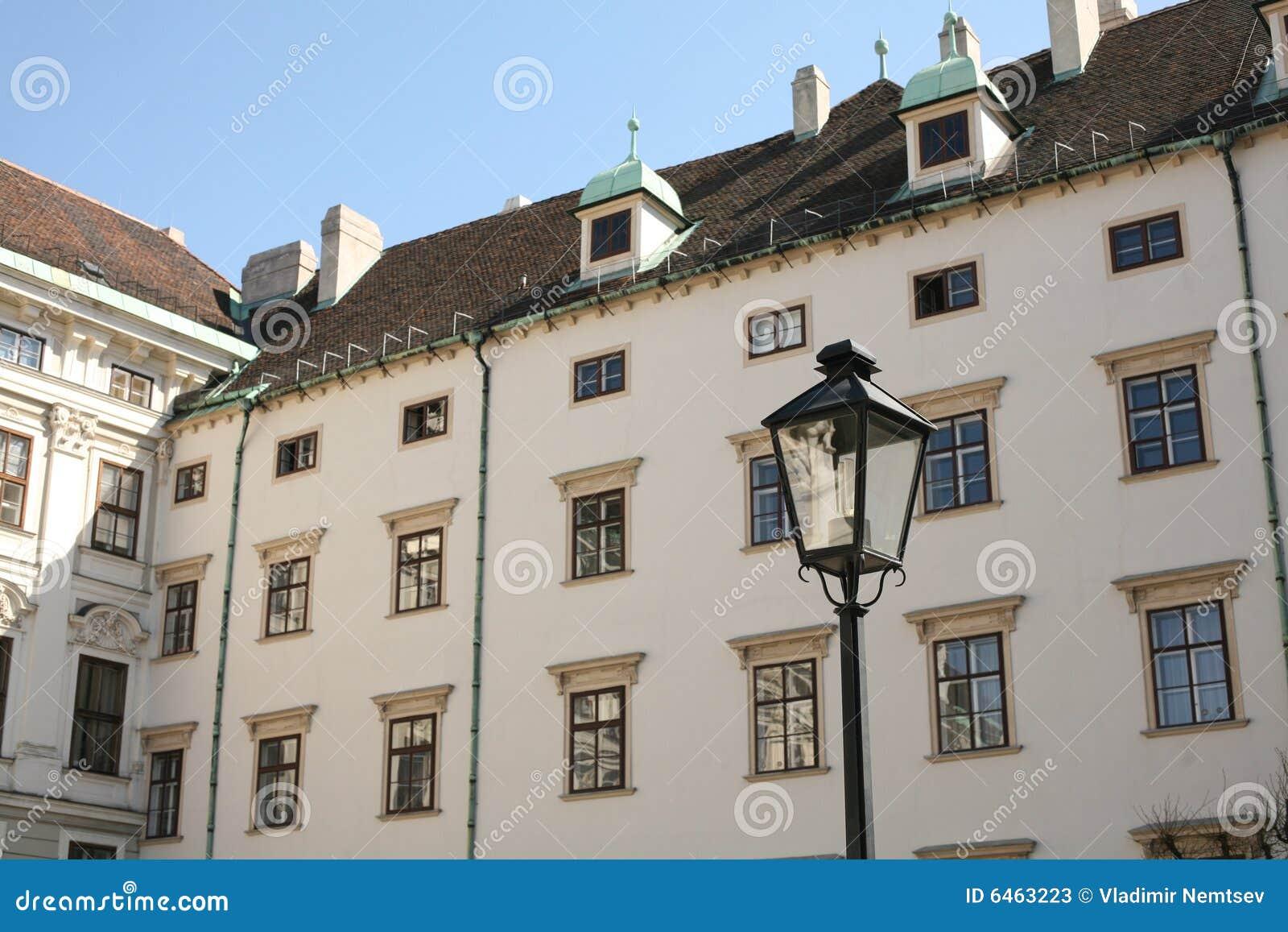 Old street lantern