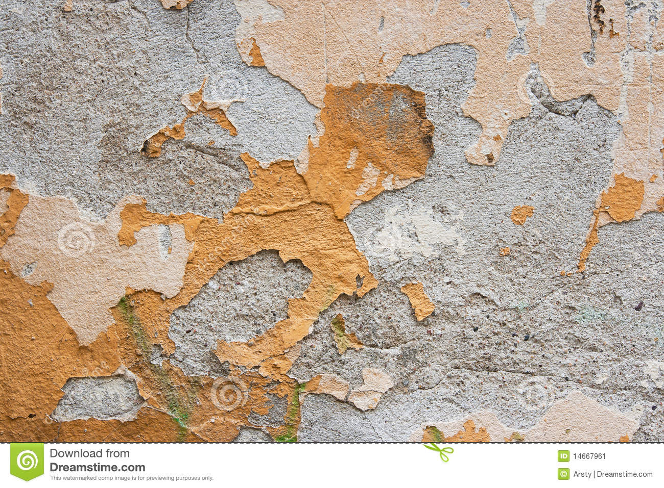 Old Stucco Texture Stock Image Image 14667961