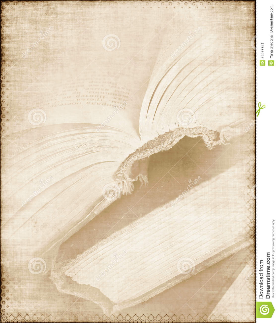 Old Style BooksWallpaper Stock Image Of Literature