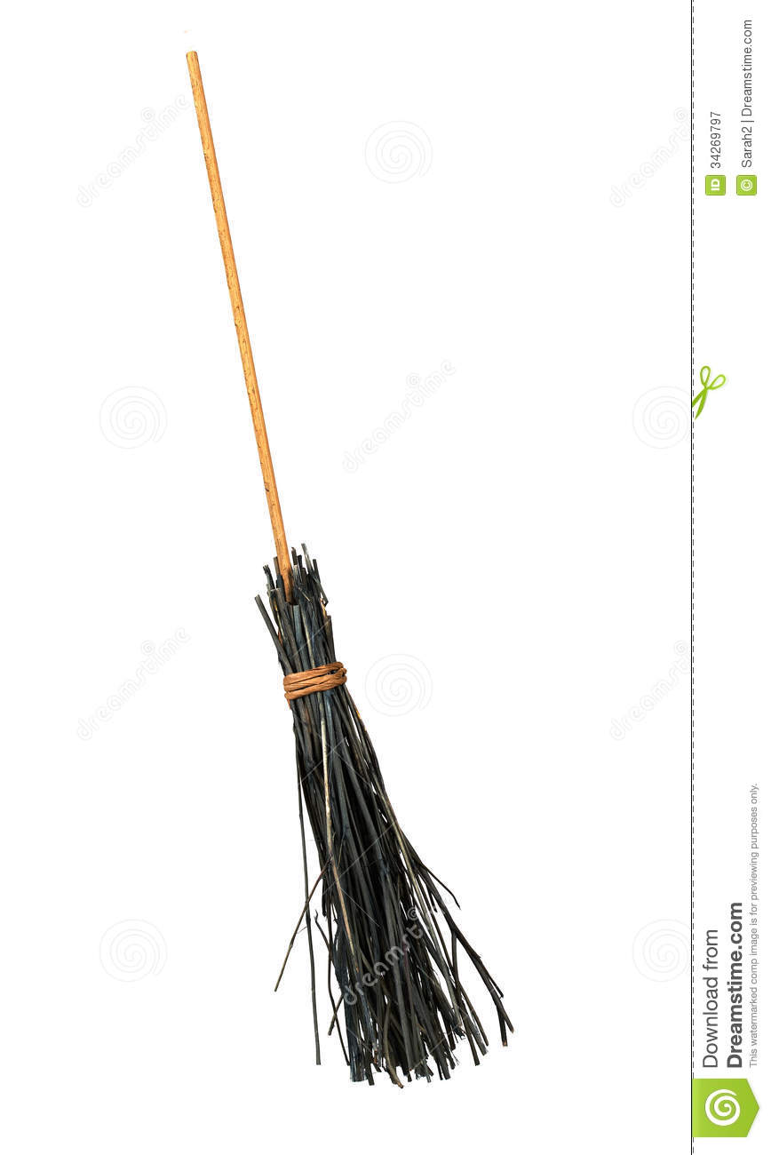 Old Fashioned Broomstick