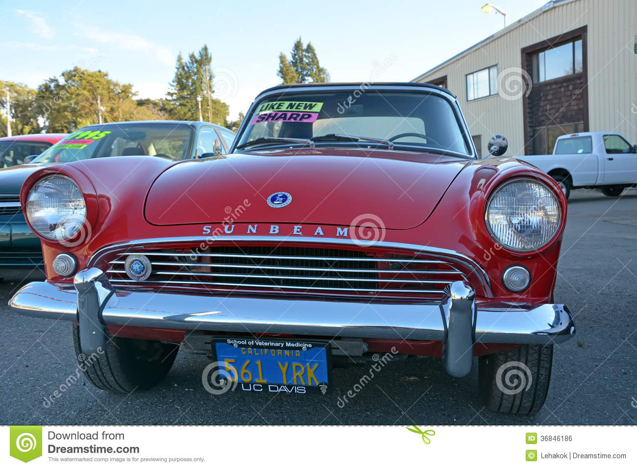Old style car editorial photo. Image of north, commercial - 36846186