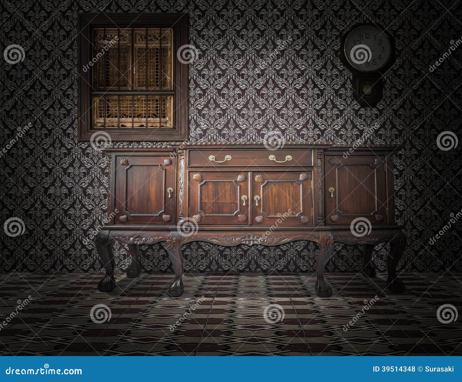 Old style interior