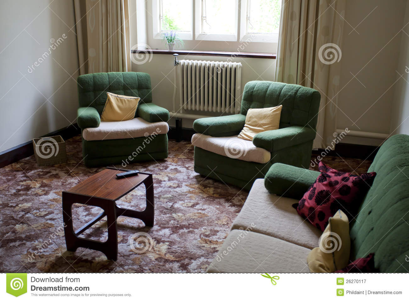 old style living room - photo #8
