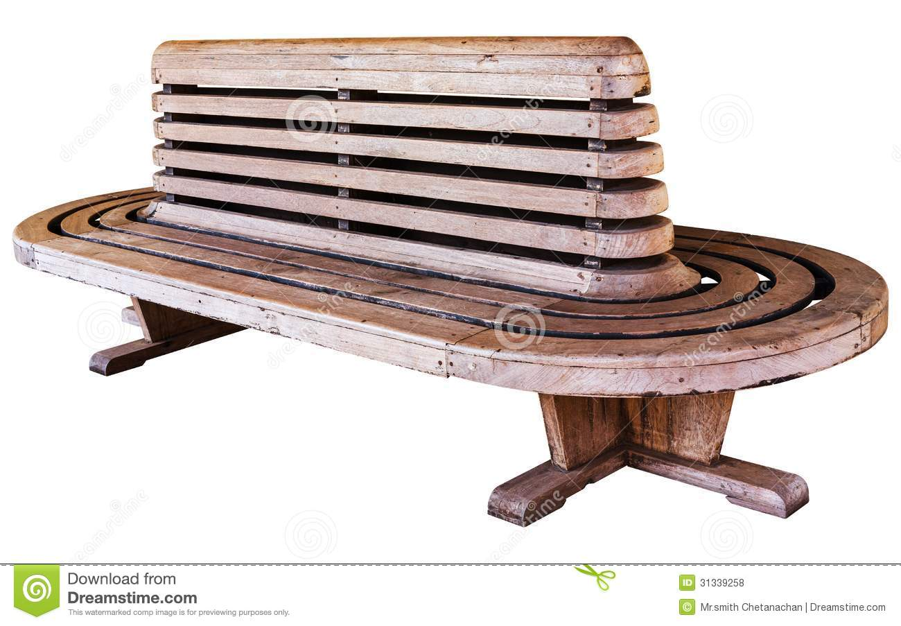 Old Style Railway Station Wood Chair Royalty Free Stock Photos - Image ...