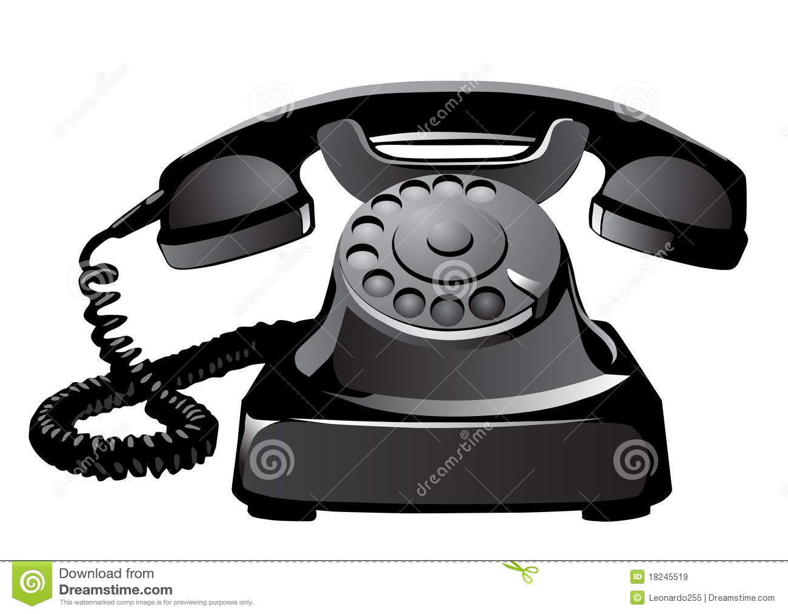 clip art antique phone - photo #14