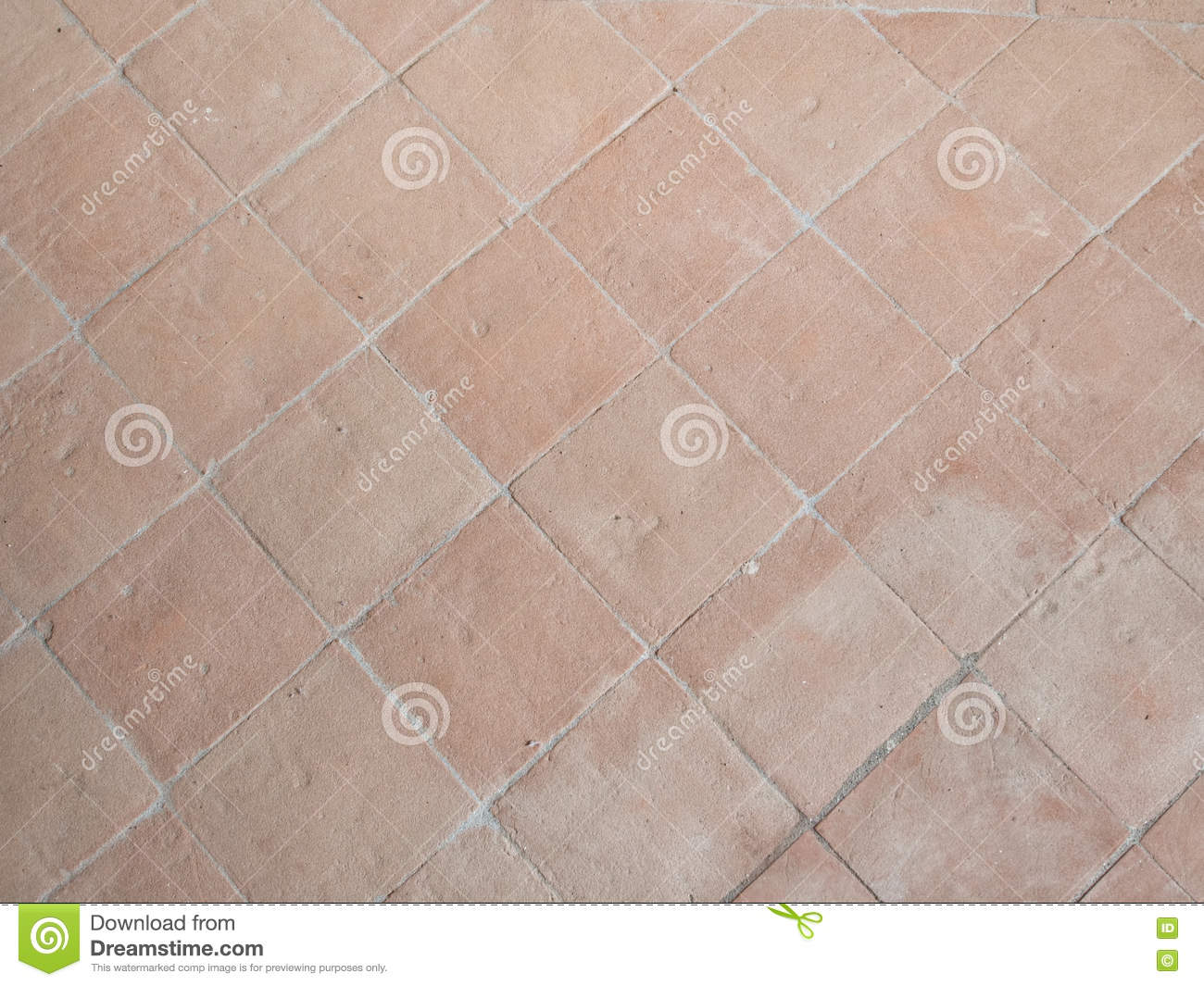 Old Terracotta Tiles Flooring Italy Stock Image Image Of Tiles