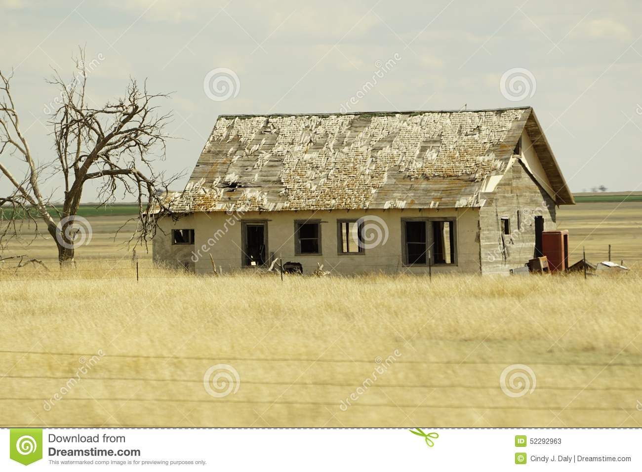 Old texas ranch house stock image image of texas for Old ranch house plans