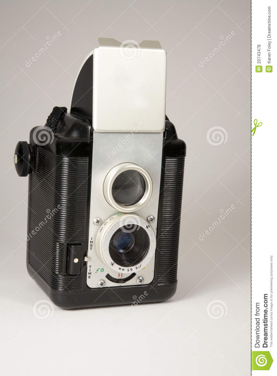 Old Time Camera Stock Photo Image Of Collectable