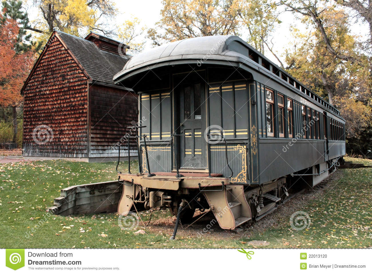 old time train car stock photo image 22013120. Black Bedroom Furniture Sets. Home Design Ideas