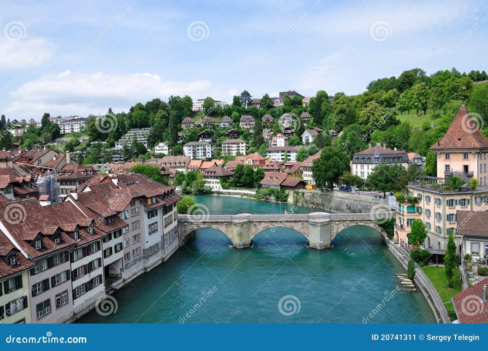 Old town of Bern, Switzerland