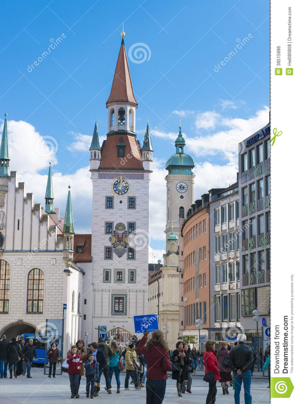 altes rathaus old town hall leipzig germany editorial image 21508230. Black Bedroom Furniture Sets. Home Design Ideas