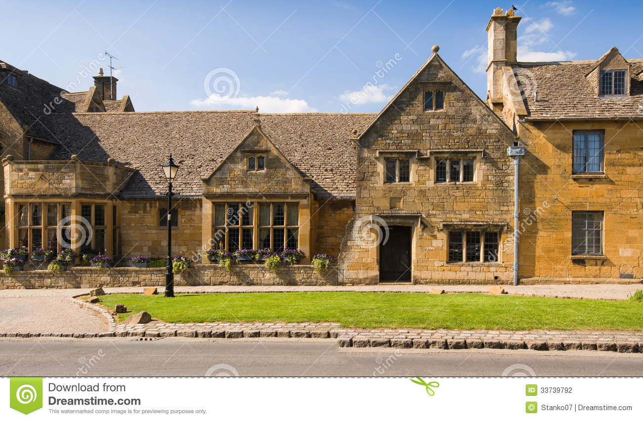 Old Town House Stock Photography Image 33739792