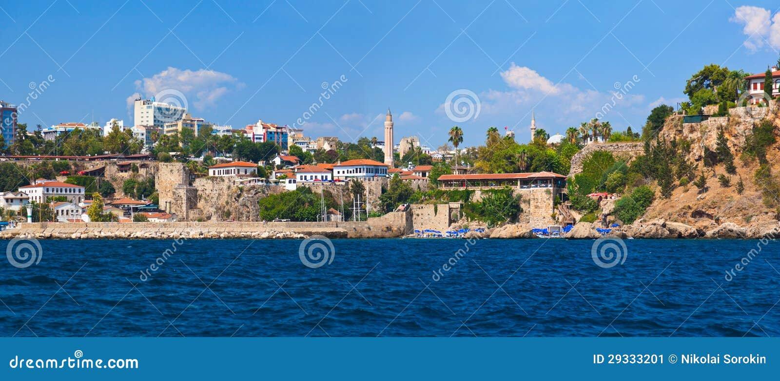 Old Town Kaleici In Antalya, Turkey Stock Image - Image: 29333201