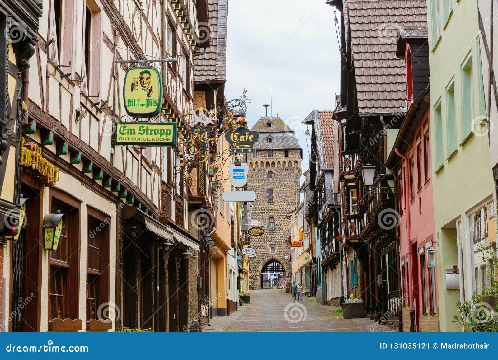 Prostituierte Linz am Rhein