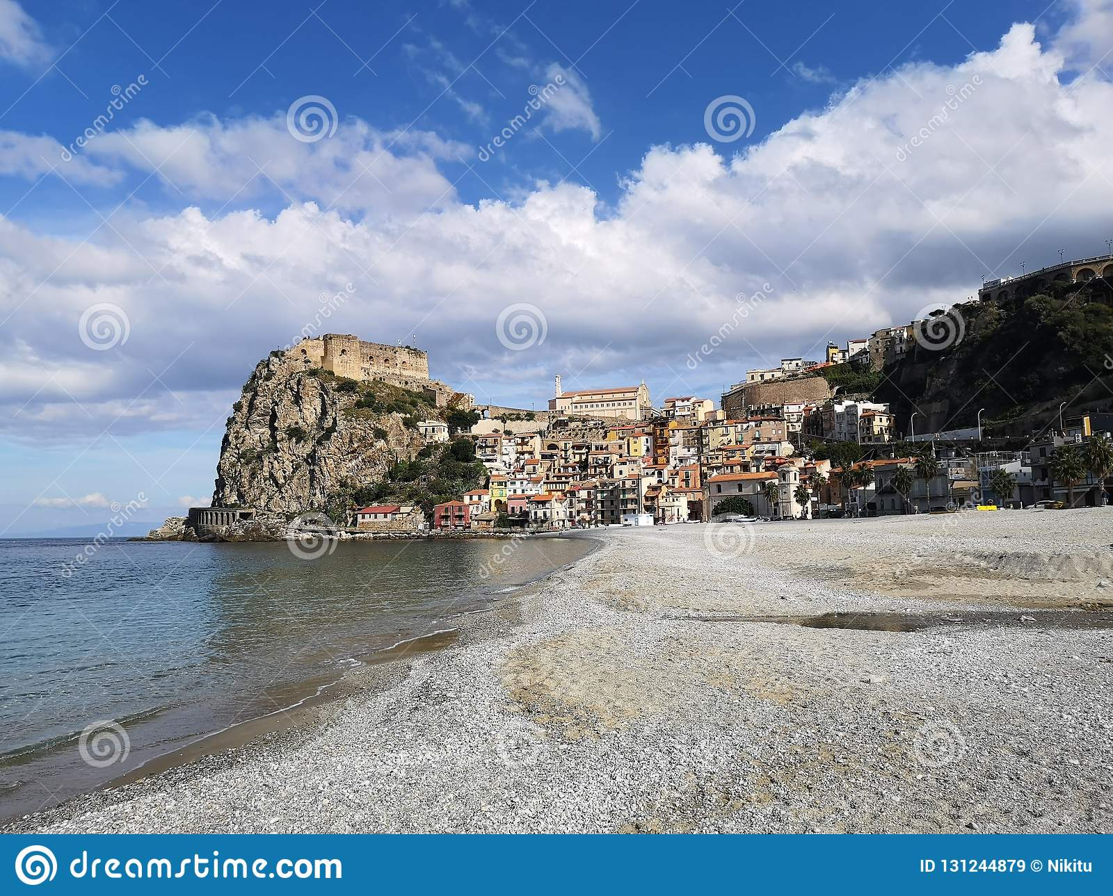 Old fishing village of Scilla