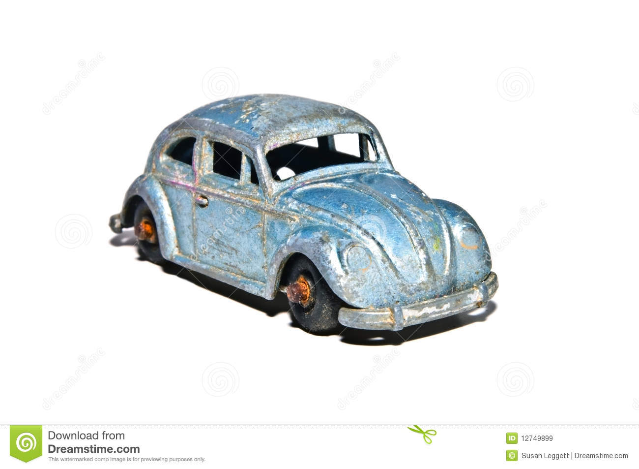 Beat Up And Used Car