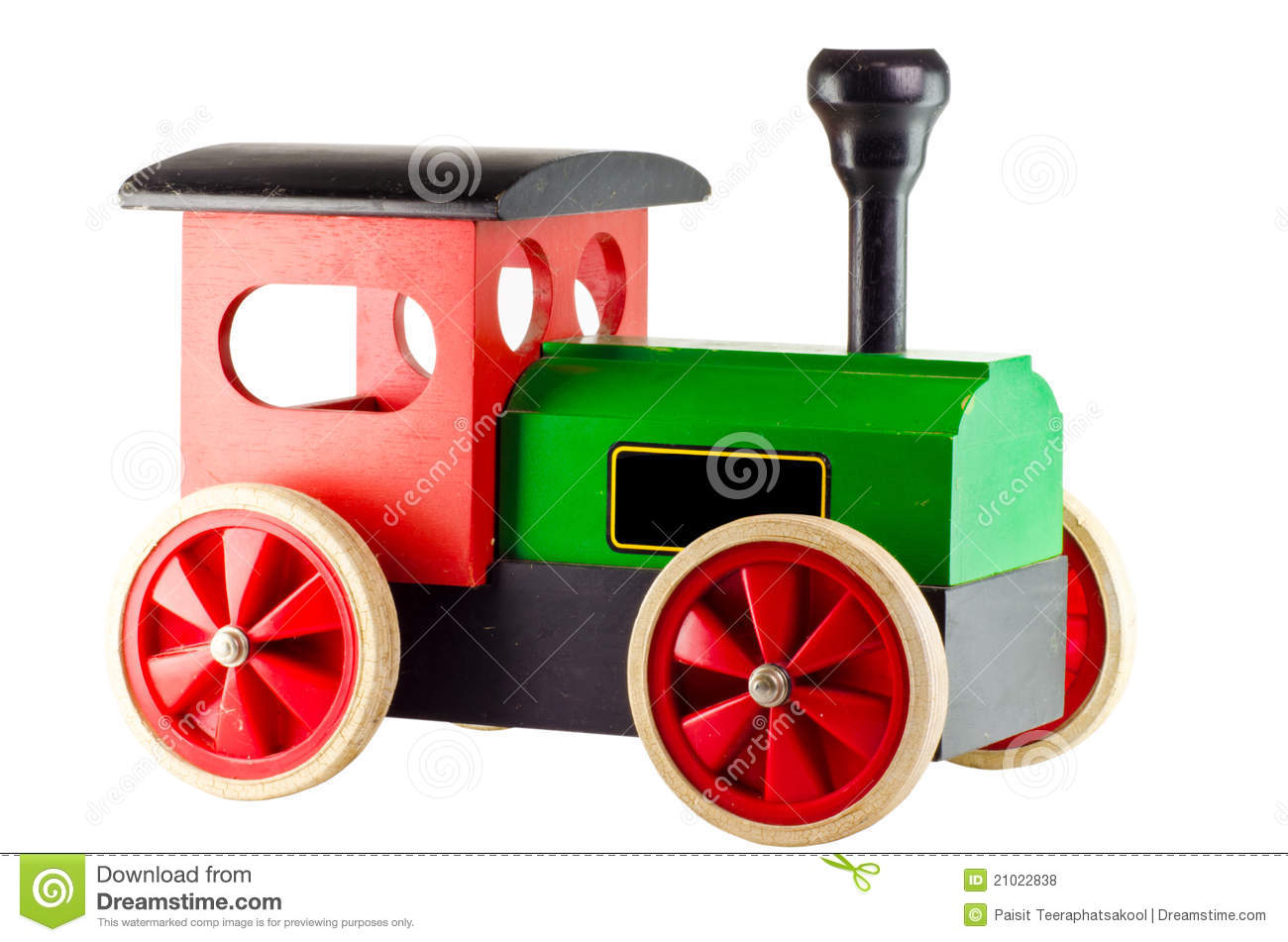 Old Train Toy Royalty Free Stock Photos - Image: 21022838