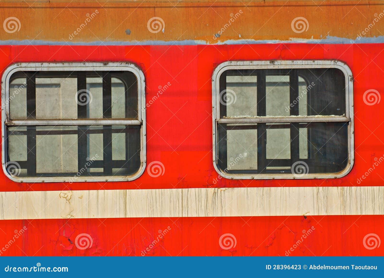 Old Train Windows Stock Photos Image 28396423