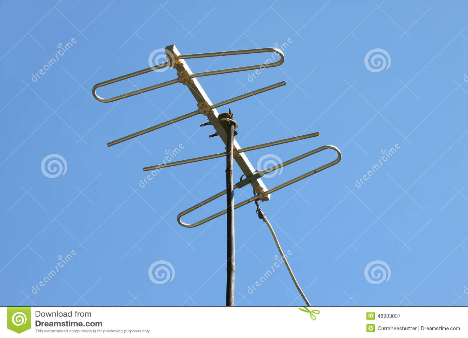Tv Roof Antenna Diagram - Wiring Diagram •