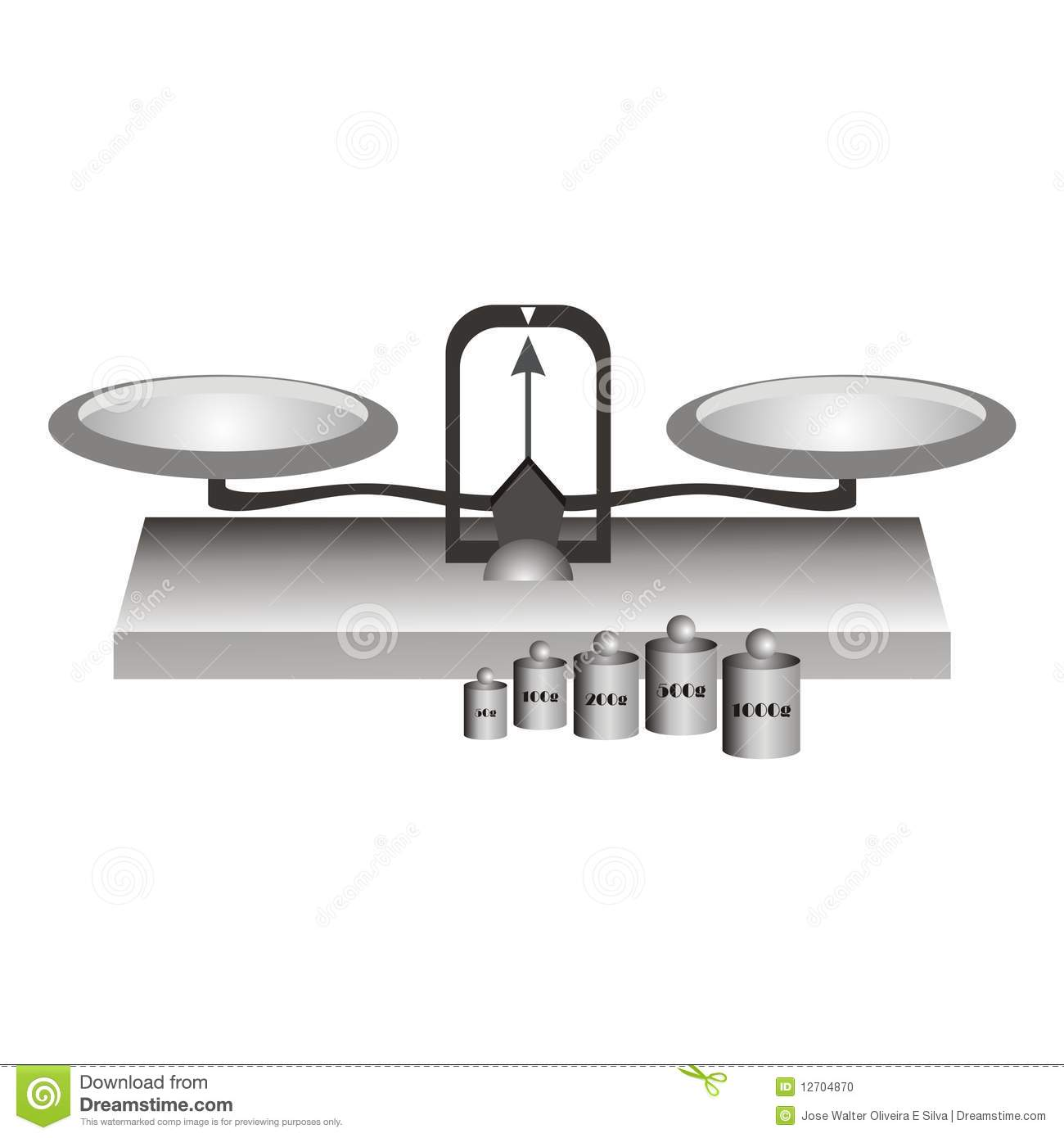 old two pan balance stock photo image 12704870 clipart for embroidery digitizing Button Art