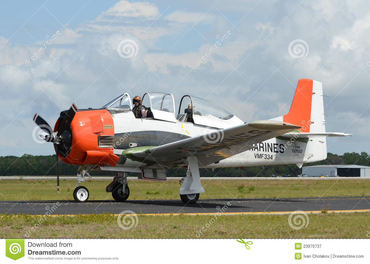 old us navy training airplane editorial photography image 23970737
