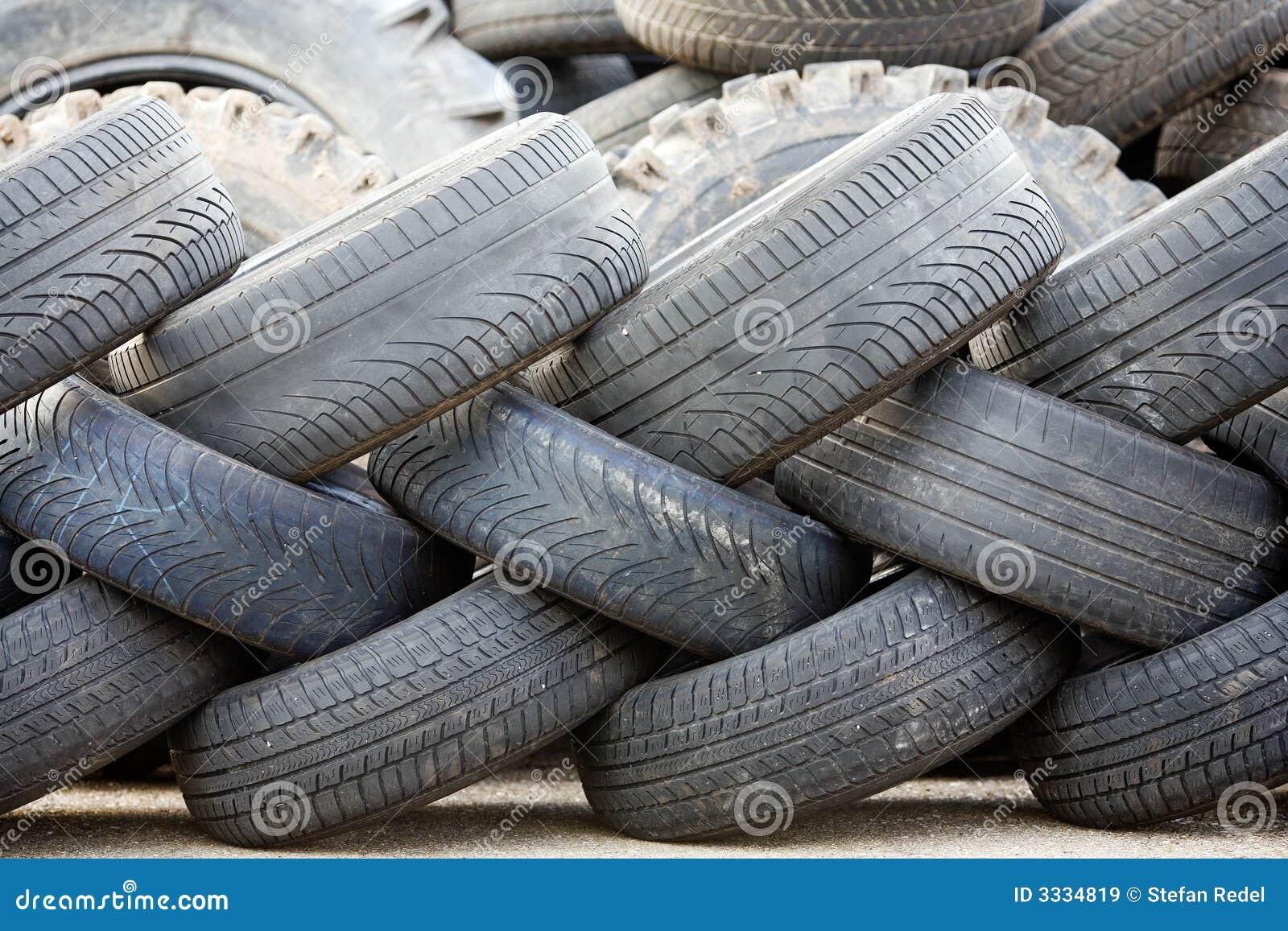 old used tires stock image image of stack bunch rubber 3334819. Black Bedroom Furniture Sets. Home Design Ideas