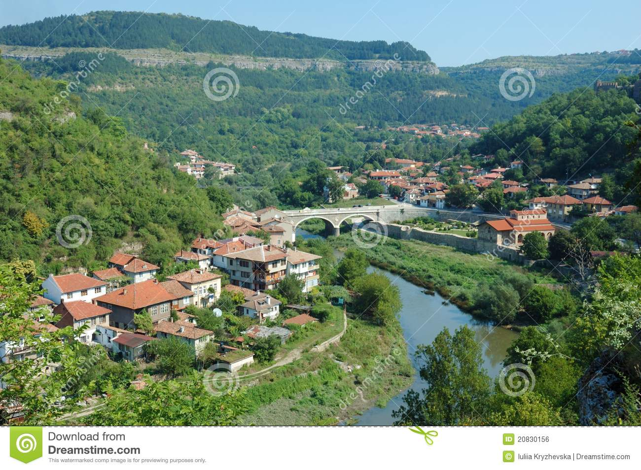 Veliko Tarnovo Bulgaria  city photos gallery : Old Veliko Tarnovo Panorama,Bulgaria Royalty Free Stock Image Image ...