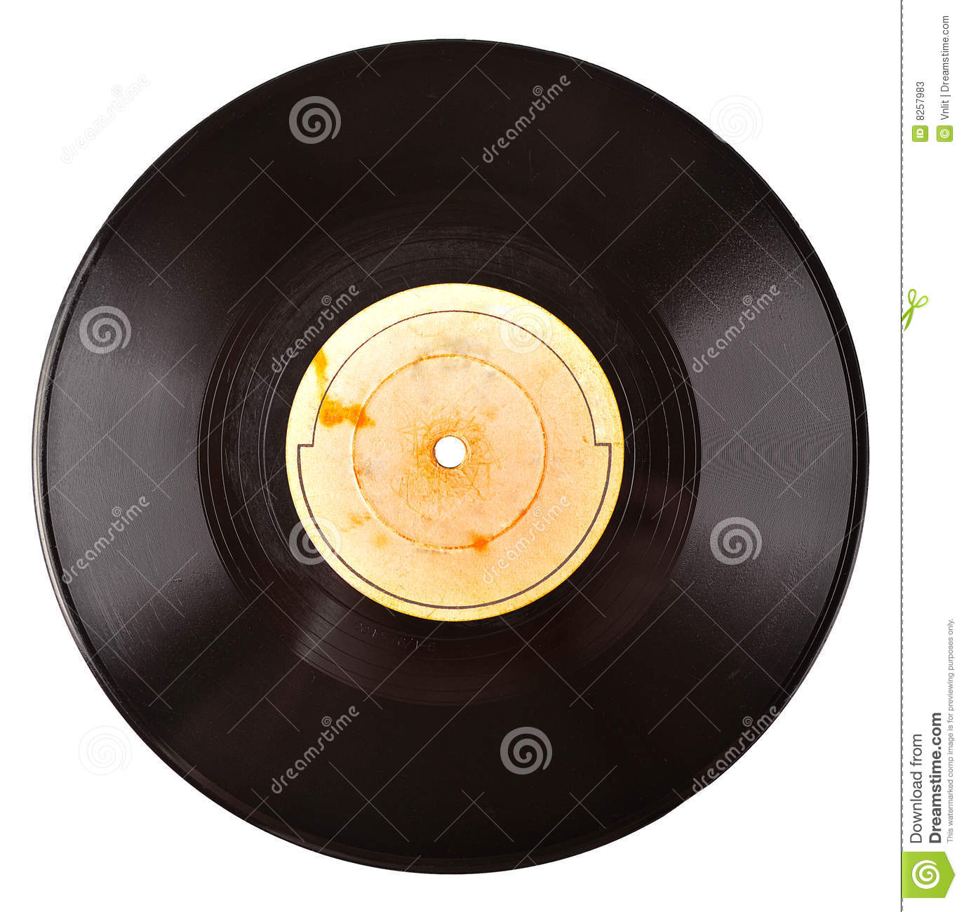 Old vinil record stock photo 17567088 for Classic house record labels
