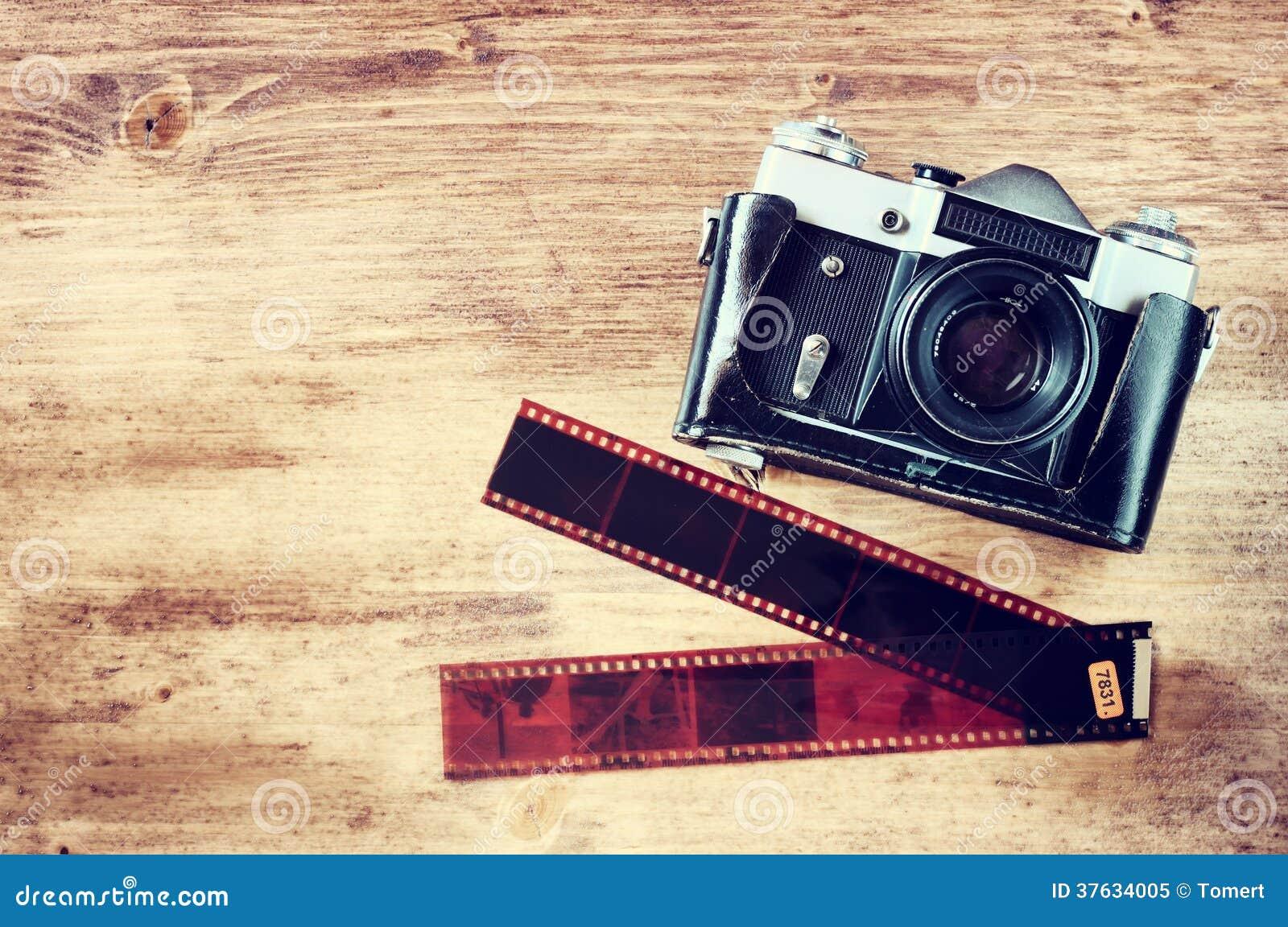 Vintage Camera Background Tumblr