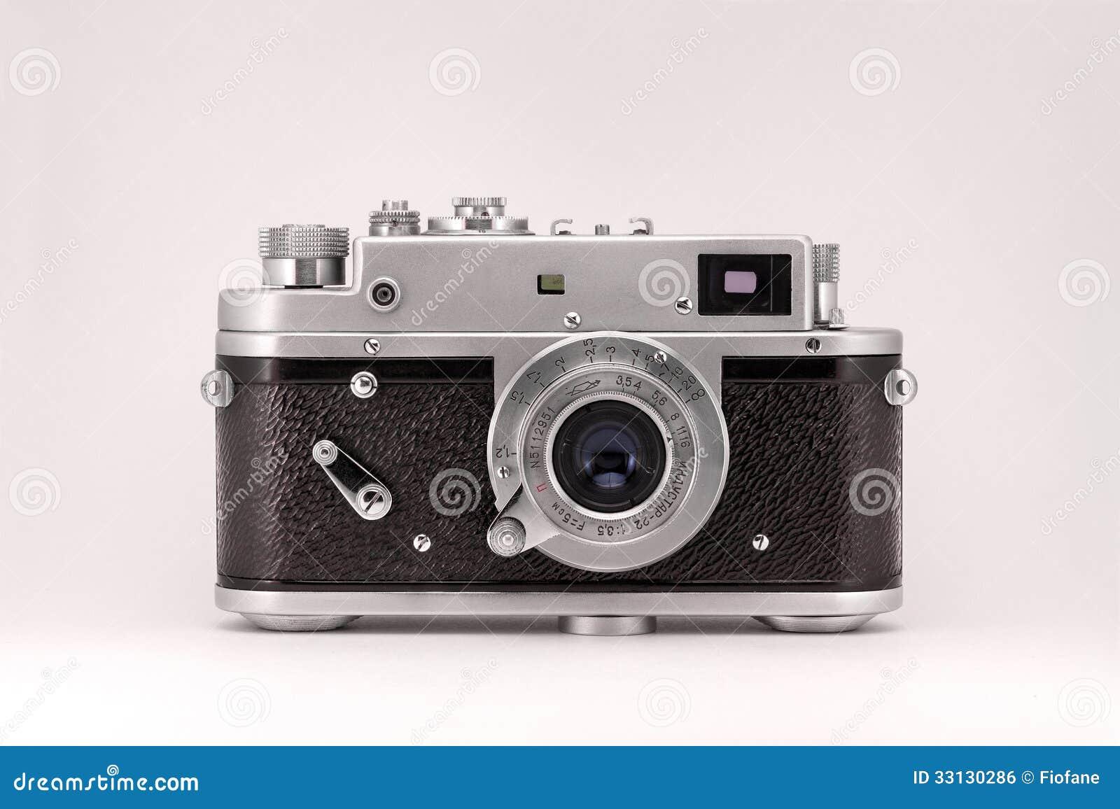 Old vintage camera royalty free stock image image 33130286 for Camera gratis