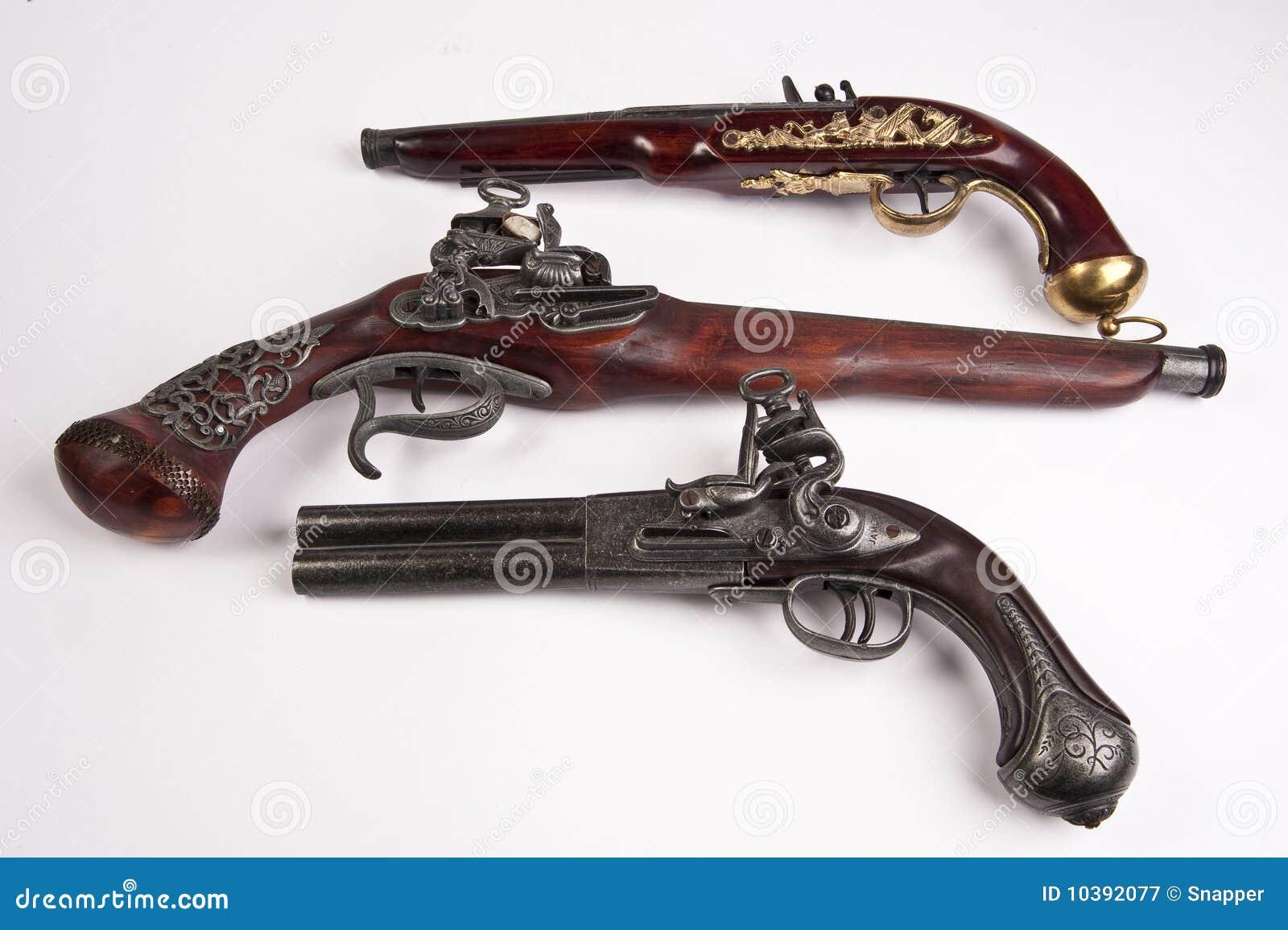 Vintage Handgun 70