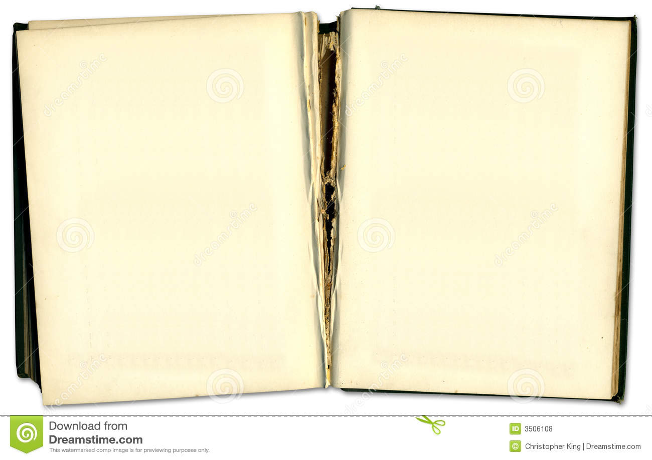 old vintage open book stock photo image of parchment 3506108