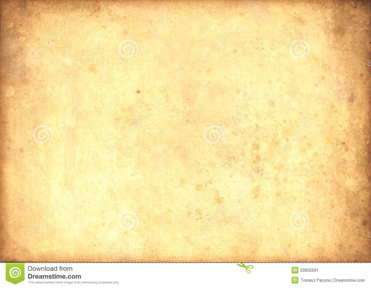 Old Vintage Papyrus Light Stock Image - Image: 20825591