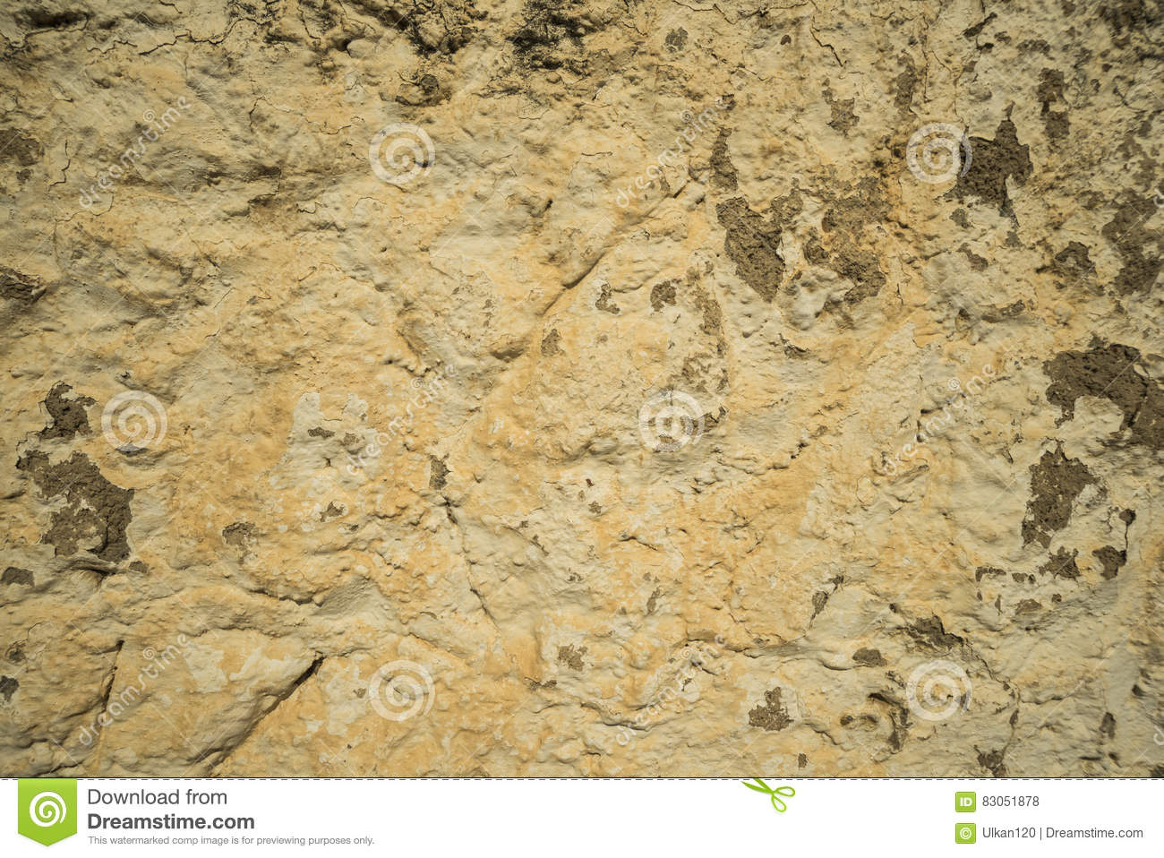 Old Vintage Plaster Background Texture On Grunge Concrete Wall Stock ...