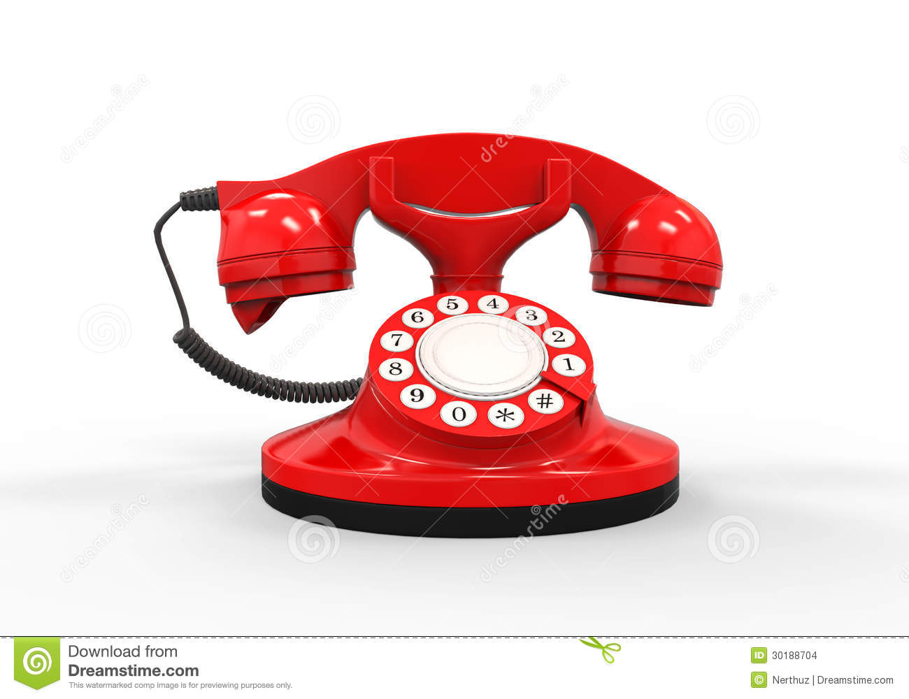 old vintage red telephone stock images image 30188704 Headphones Vector Art Free Campfire Vector Free